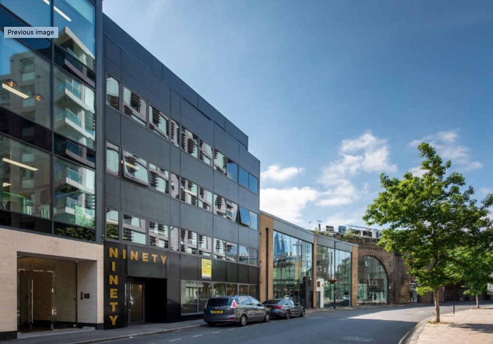 Kitt Offices - Great Suffolk Street, SE1 - London