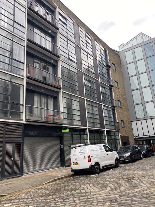 58 St John Square, EC1V - Farringdon