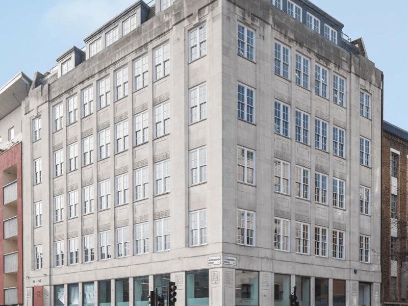 The Corner Building, EC1M - Farringdon