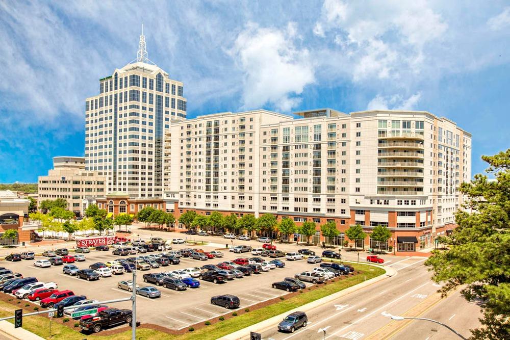 Town Center Office Suites - One Columbus Center, Virginia Beach