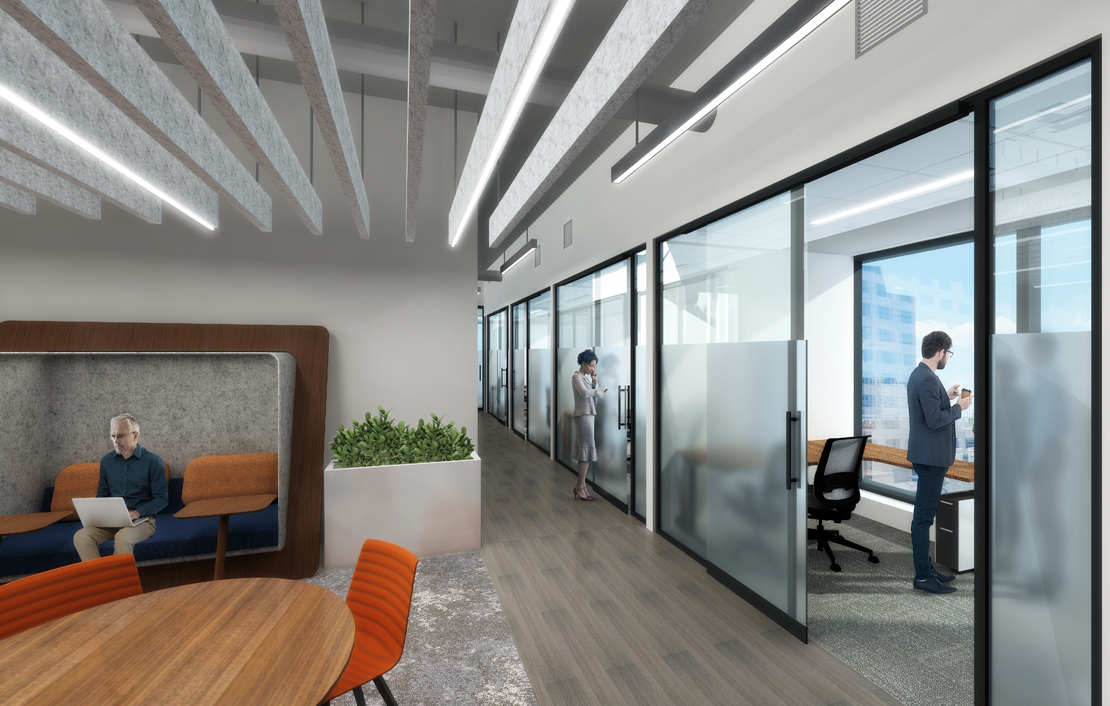 Office Space in Suite 800 3344 Peachtree Rd