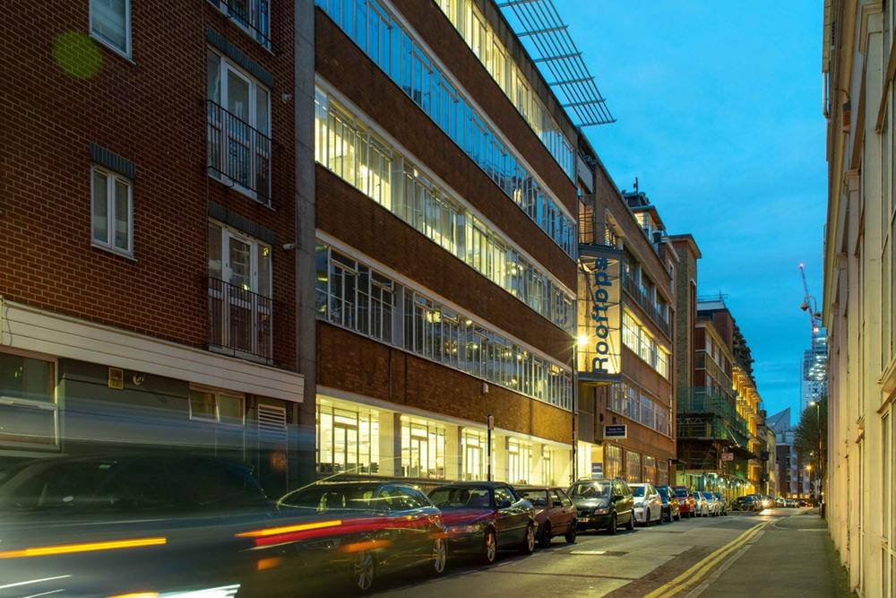 77 Bastwick Street, Clerkenwell