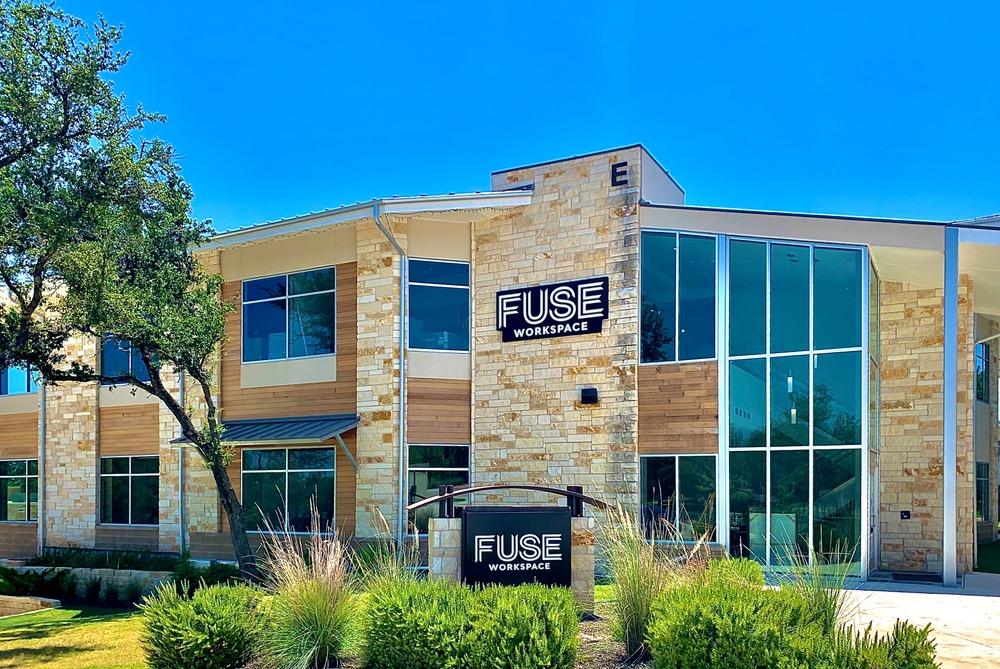 Fuse Workspace - 14425 Falcon Head Blvd, Austin