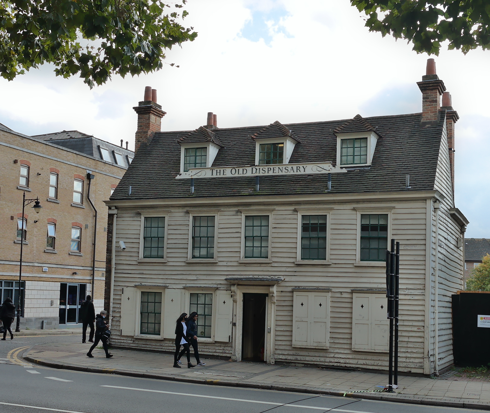 Alexandra Mane - The Old Dispensary - 30 Romford Road, E15 - Stratford