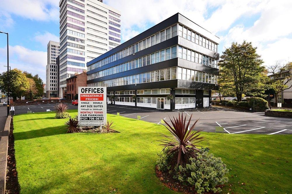 Radclyffe House Office Centre - Hagley Rd, B16 - Edgbaston