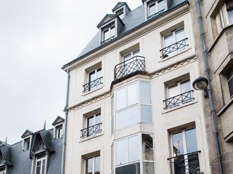 Rue Raffet - Paris