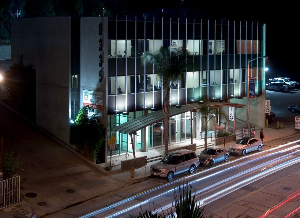 E Suites, Inc - 8335 Sunset Boulevard, West Hollywood - CA