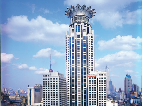 Bund Centre - Huangpu District - Shanghai
