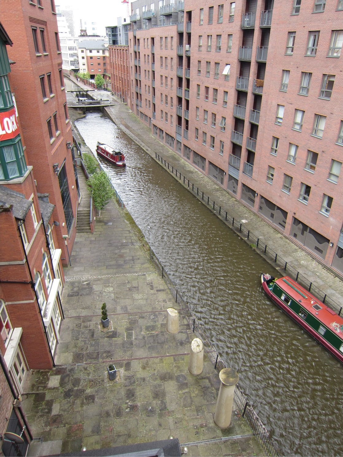 ALBION CHAMBERS - Albion Wharf - Albion Street, M1 - Manchester