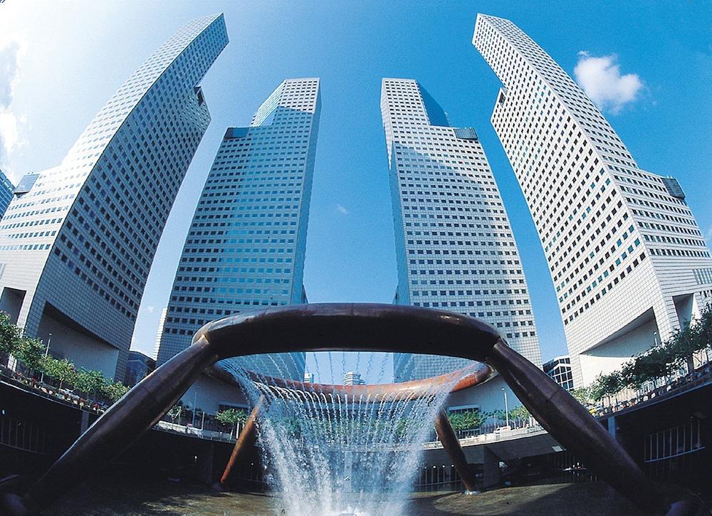 Suntec Tower Three - Singapore