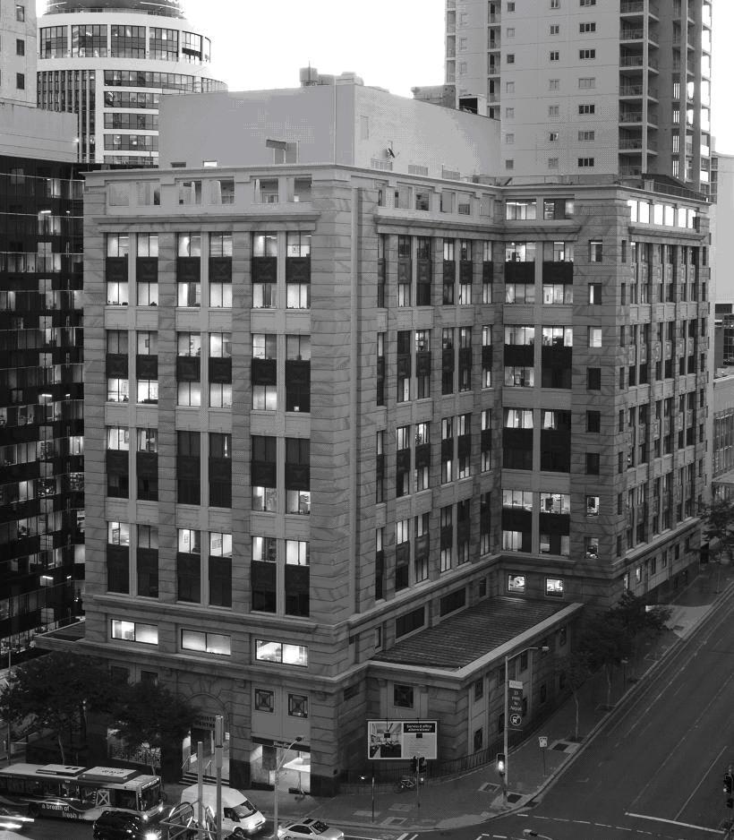 Adelaide Street - Brisbane