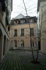 Rue du Vieil Abreuvoir - Saint Germain en Laye