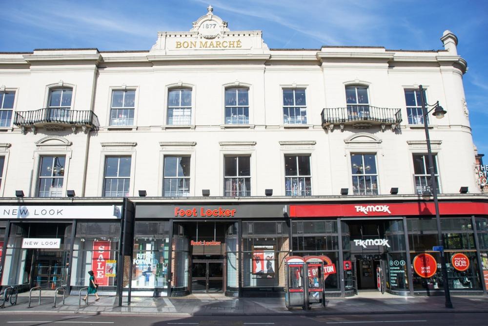 Bon Marche Centre Ltd - Bon Marche - Ferndale Rd, SW9 - Brixton