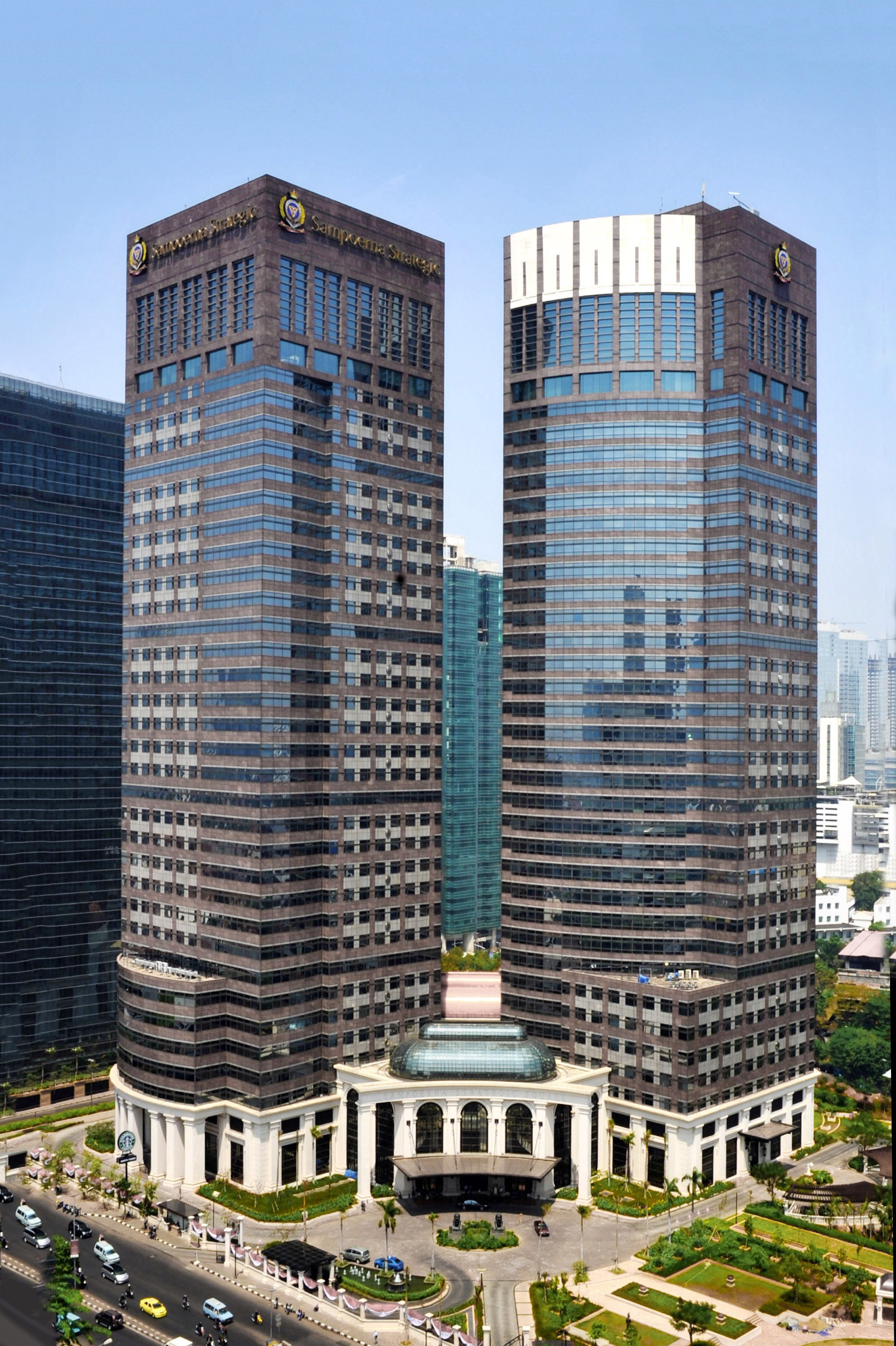 Sampoerna Strategic Square - Jakarta