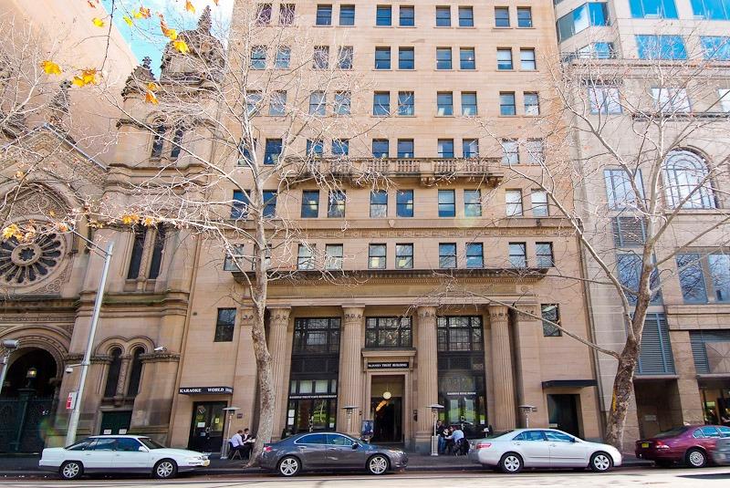 Elizabeth Street  - Sydney