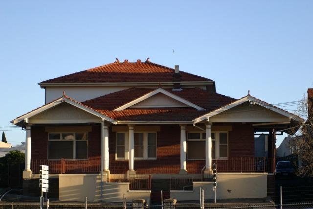 Melville St - Hobart