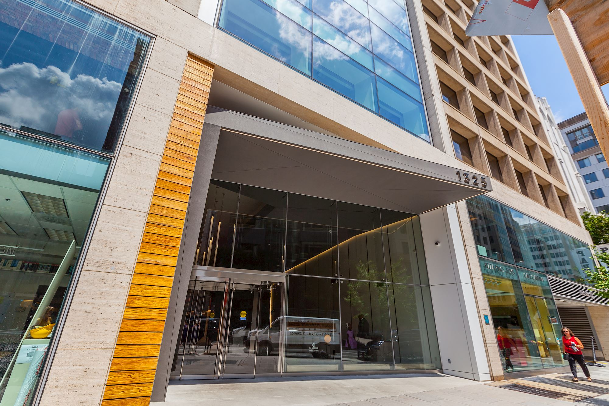 Carr Workplaces - City Centre - 1325 G Street, NW - Washington