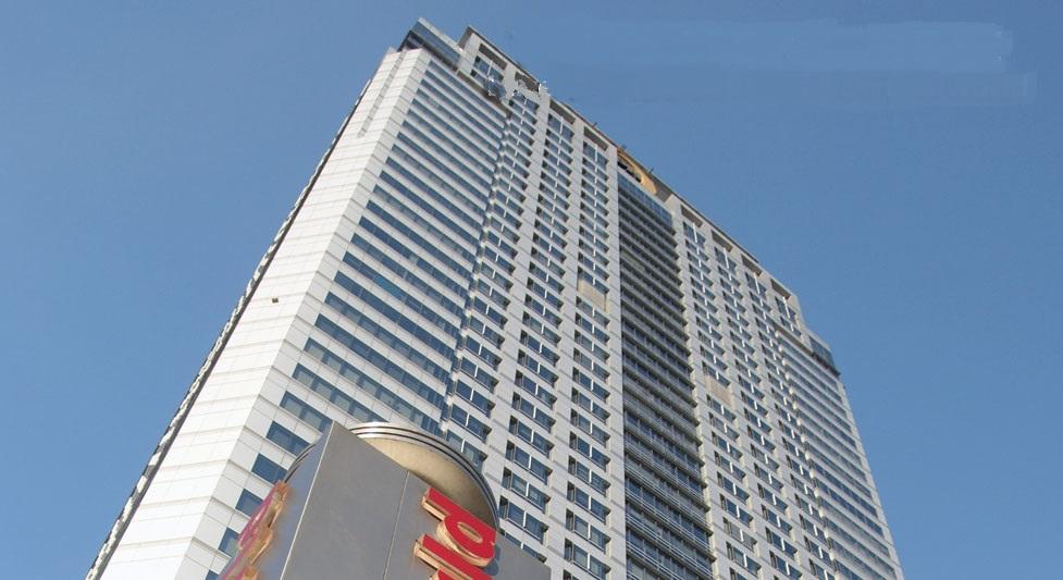 Central World Tower - Bangkok