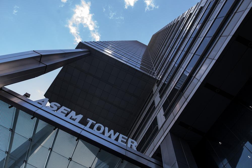 ASEM Tower - Seoul