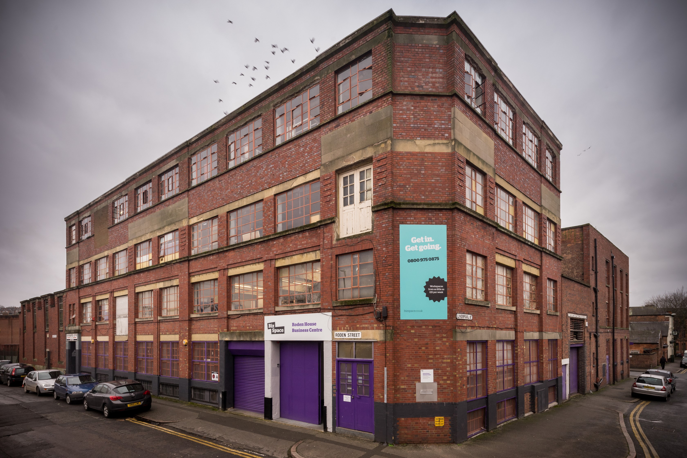 Bizspace - Roden St, NG3 - Nottingham