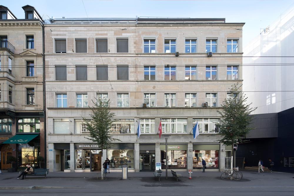 Bahnhofstrasse 52, 8001 - Zürich