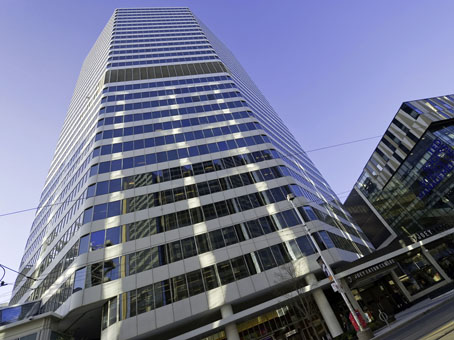 Oceanic Business Centre - W. Hastings Street- Vancouver