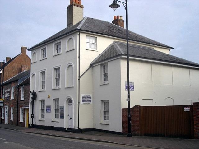 Netqubate Business Centre - Bartholomew st - Newbury, RG14
