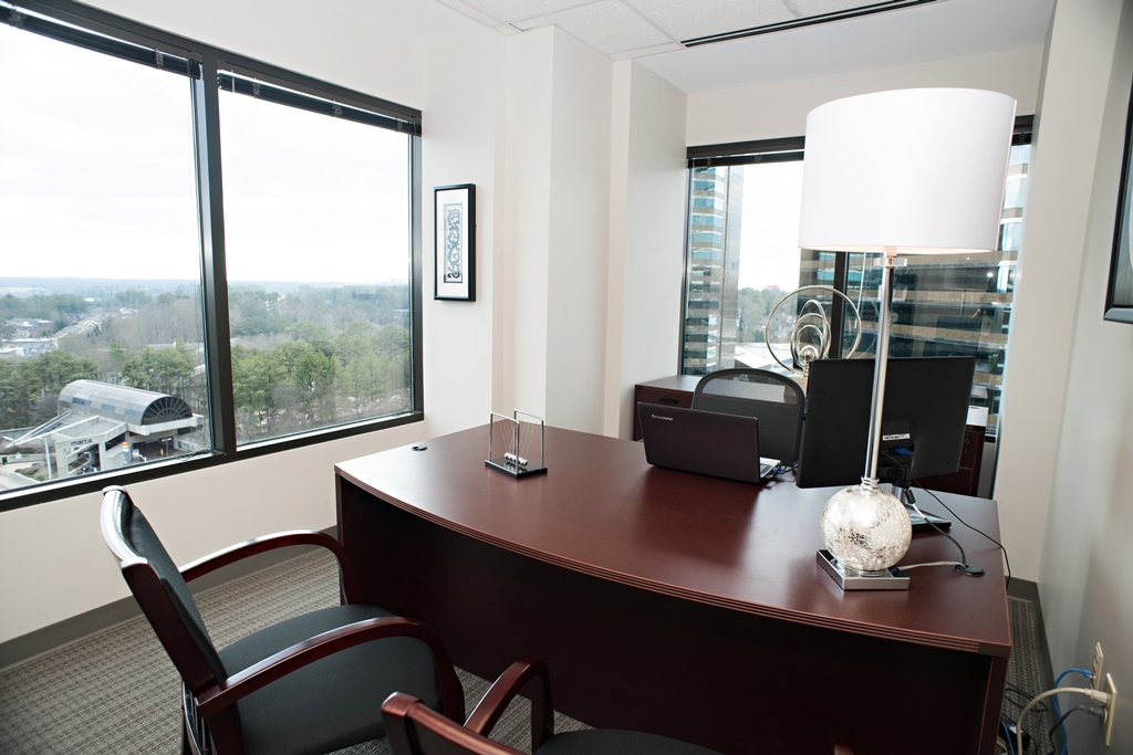 Office Space in Suite 750 & Suite 600 & 10th Floor 3355 Lenox Road