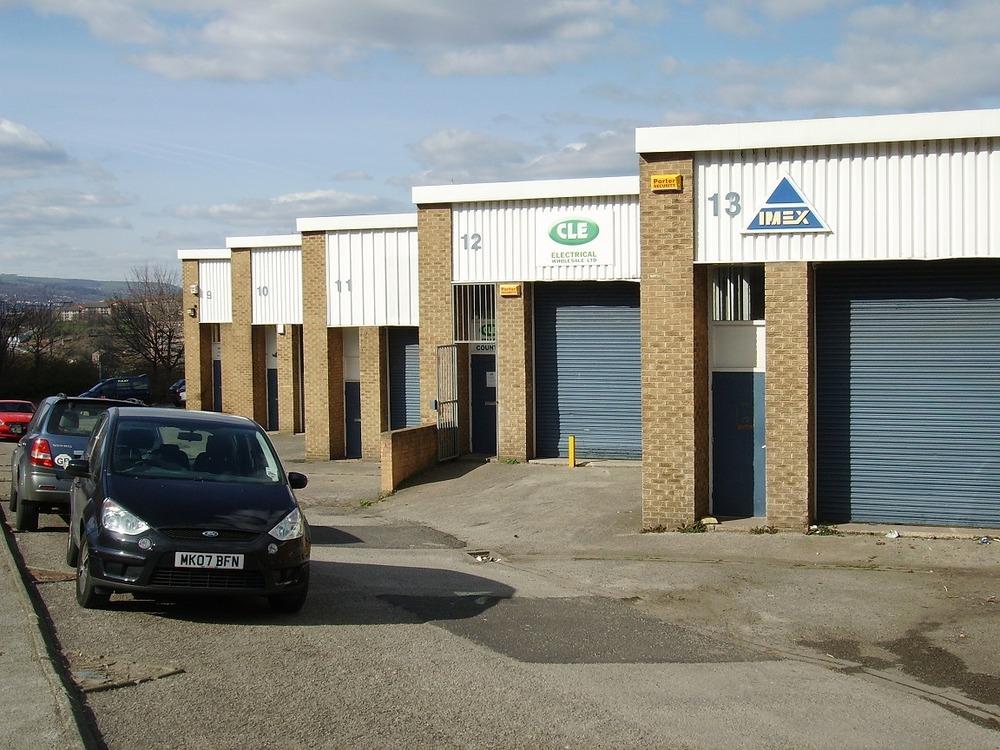 Space - Cricket Inn Industrial Estate - Derwent St, S2 - Sheffield