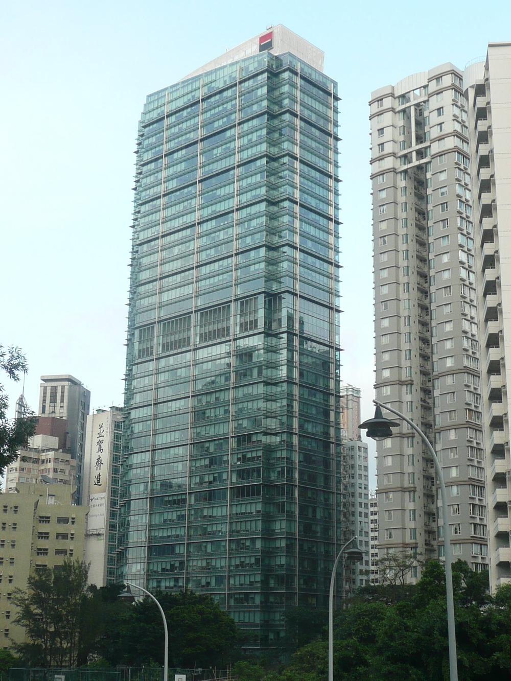 Three Pacific Place - Wanchai - Hong Kong