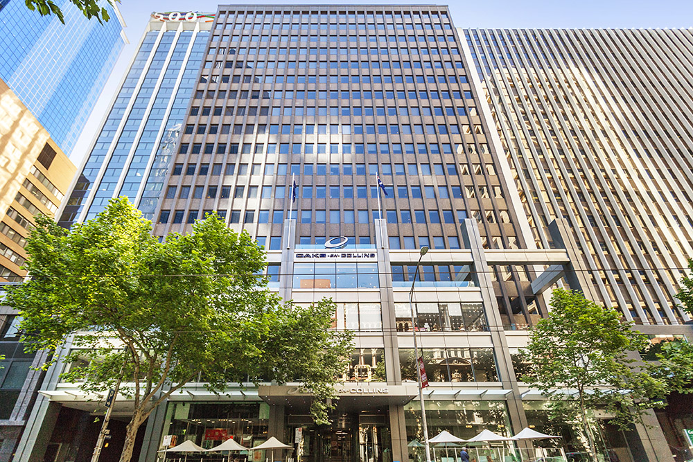 APSO - Collins Street Tower - 3000