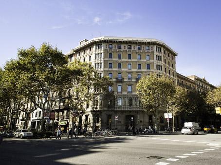 Barcelona Gran Via - Barcelona, Spain