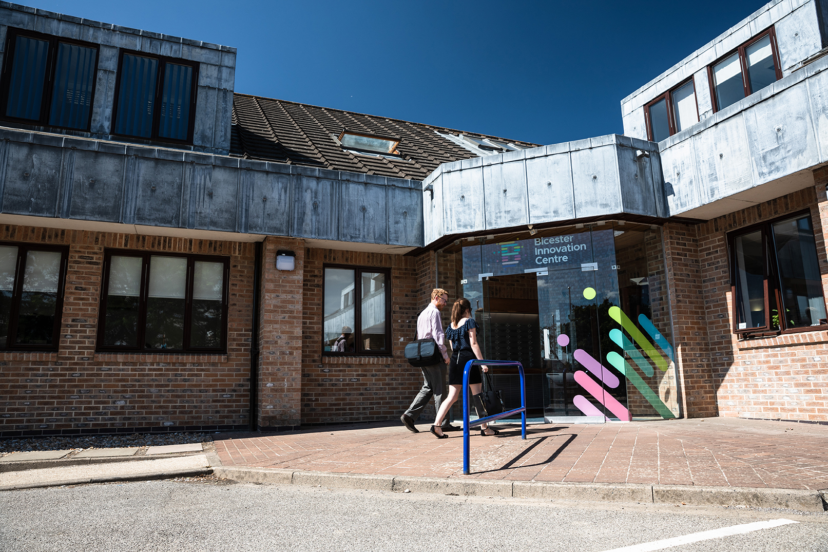 Oxford Innovation - Bicester Innovation Centre - Telford Road - Bicester - OX26