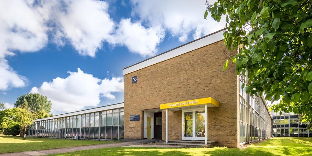 Oxford Innovation - Culham Innovation Centre - D5 Culham Science Centre - Abingdon - OX14