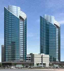Twin Towers (East) - Chaoyang - Beijing