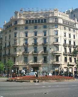Rambla Cataluna, Barcelona