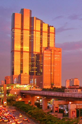Empire Tower- Bangkok- Thailand
