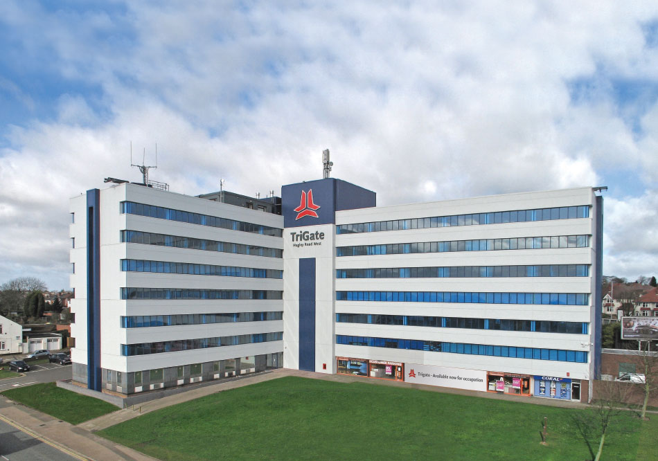 Flexibase Ltd- Trigate Business Centre - Hagley Rd West - Birmingham, B68