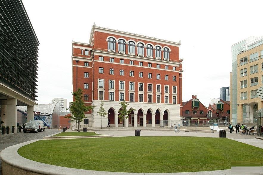 Brindleyplace, B1 - Birmingham City Centre
