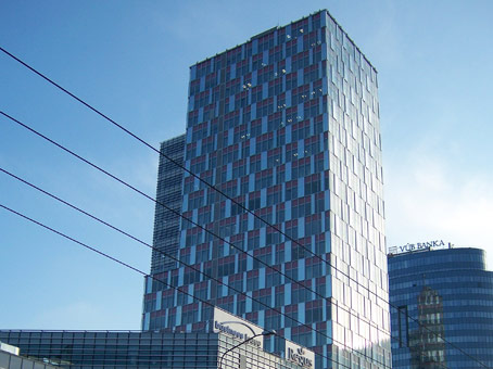Regus - Bratislava, City Centre - Karadzicova street, Bratislava