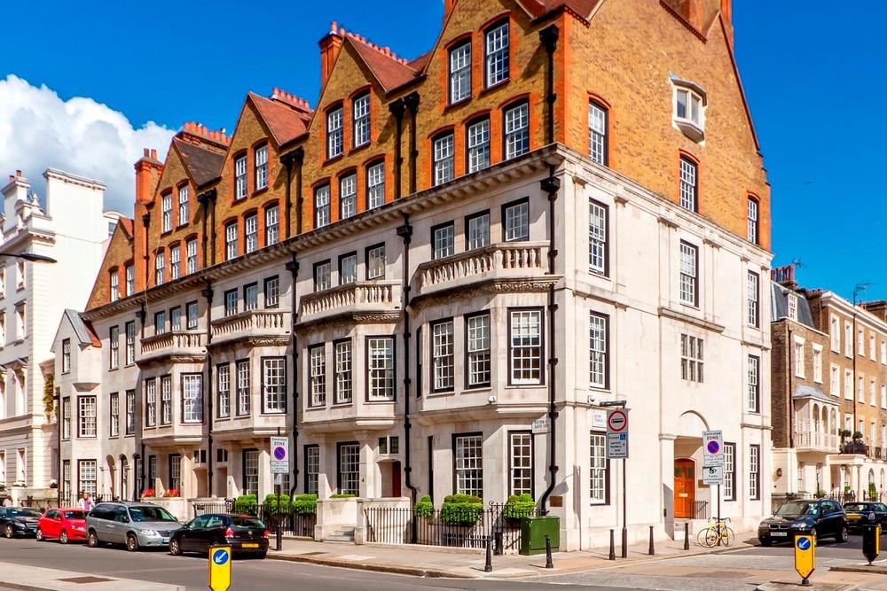 The Argyll Club - Eaton Gate, SW1 - Belgravia, London