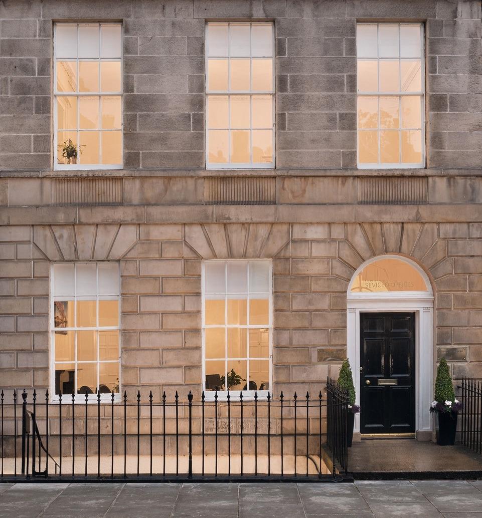 Hudson House BC - Albany St, EH1 - Edinburgh