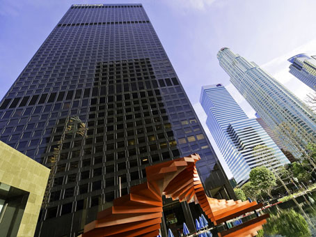 City National Plaza - 515 S Flower St - Los Angeles - CA
