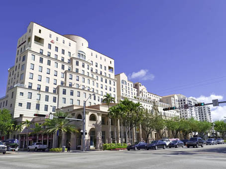 Regus - Coral Gables Colonnade Center - Galiano Street - Coral Gables, FL