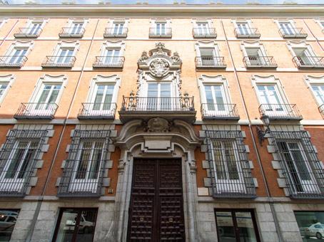 Madrid, Palacio de Miraflores - Carrera de San Jerónimo, Madrid