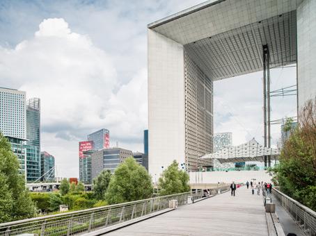 Paris, La Défense, Grande Arche - Paris