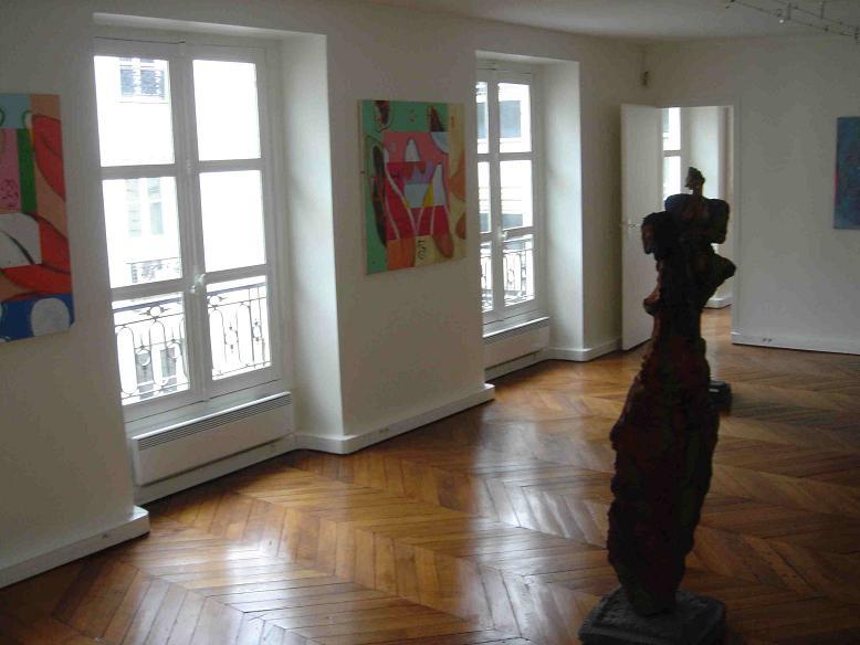 OPTIMEUS - Rue Boudreau - Paris, 75