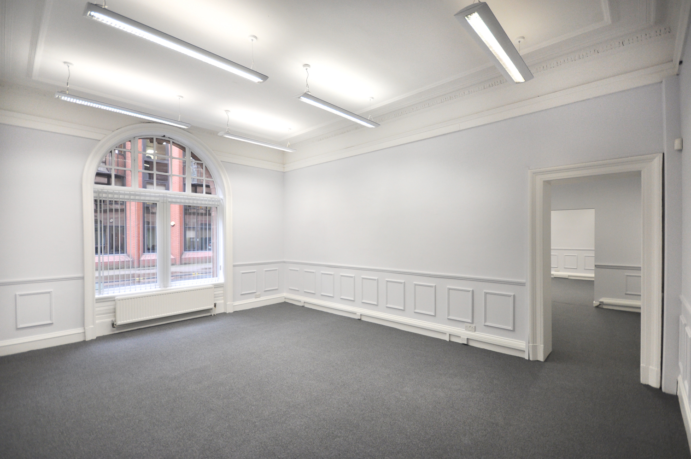Stelmain - Baltic Chambers - Wellington Street - Glasgow, G2