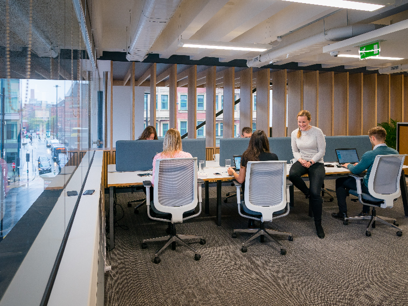 Bruntwood - 111 Piccadilly, M1 - Manchester (private, co-working)