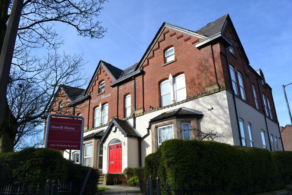 Wrkspace - Hamill House - Chorley New Road, BL1 - Bolton